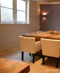 Binnenkijken in … Bed & Breakfast Villa Oldenhoff in Abcoude via www.stijlidee.nl