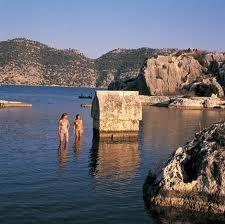 http://turkey.mycityportal.net - Sunken City in kekova, KAS TURKEY