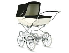 72c12ab4872b6a The Silver Cross Kensington in cream and brown Baby Buggy