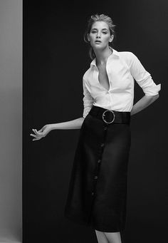 Look 7 - The White Shirt Guide - WOMEN - España (Excepto Canarias)/Spain (except the Canary Islands)
