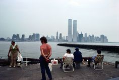 View from Jersey City, 1977