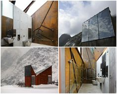 Let's go - an original #Toilet #Tour!   Bagni pubblici in #Norvegia  [#public #toilet #Norway]