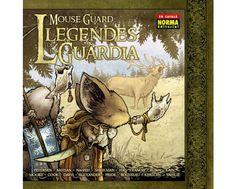 CATALONIA COMICS: MOUSE GUARD: LLEGENDES DE LA GUÀRDIA 1