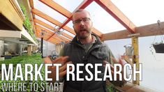 Market Research - Where to Start
