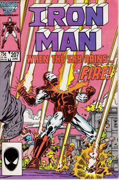 "Thanks for the kind words! ★★★★★ "" Amazing comic and brilliant postage and packaging "" Christina W. http://etsy.me/2CNynSY #etsy #booksandzines #comic #marvelcomics #comicbooks #superhero #superherocomics #ironman #ironmancomics #markbrightcover"