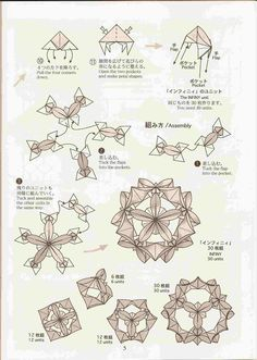 Adobrasia: Diagrama Do Kusudama Infiny
