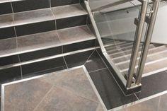 Attraktive Profile sorgen für Schutz und Eleganz auf Treppenstufen ...