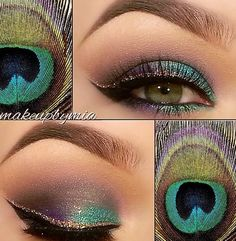 I clearly need glitter liner!