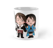 Print On Demand (POD) products from Final Fantasy 8 Squall and Rinoa, available for sale in Men and women's T-shirts, hoodies, tank top, and many more such as smartphone cases, throw pillows, laptop skins, etc! Ship to worldwide #squall #leonhart #ff8 #finalfantasy8 #rinoa #heartilly #zell #selphie #quistis #laguna