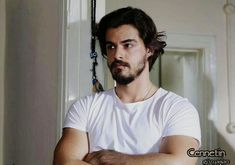 Turkish Beauty, Handsome Actors, Turkish Actors, Celebrity Crush, Crushes, Turkey, Celebrities, Mens Tops, Fashion