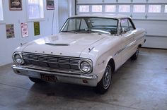 1963 Ford Falcon Sprint: Ready To Soar - http://barnfinds.com/1963-ford-falcon-sprint-ready-to-soar/