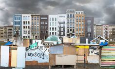 LawickMüller, Solidarity, Freedom, 2014 Pigmentprint on Hahnemuehle Fine Art Pearl on Alu-Dibond, 60 x 100 cm Auflage 3 Exemplare / Edition of 3