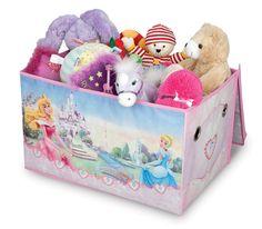 Fabric Toys, Toy Boxes, Toy Chest, Storage Chest, Disney Princess, Furniture, Range, Home Decor, Toy Bins