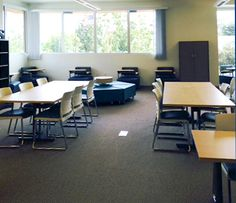 Kay-Twelve.com Add different seating arrangements and options for students to choose in this awesome layout!