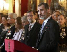 La intensa agenda del Rey Felipe VI