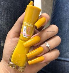 No chip manicure colors long hair Super Ideas Stylish Nails, Trendy Nails, Cute Nails, My Nails, Manicure Colors, Nail Colors, Nail Paint Shades, French Gel, Nails Decoradas