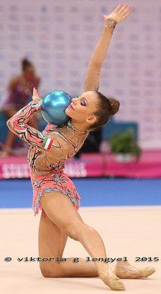 Lili Margaritisz (Hungary), World Championships 2015