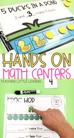 Spring Hands on Math