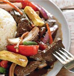 Recetas de Cocina: Lomo saltado de Gastón Acurio
