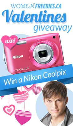 Win a Nikon Camera in Our Valentines Giveaway Photography Tools, Camera Nikon, I Laughed, Valentines, Wishful Thinking, Gift Cards, My Favorite Things, My Love, Reading