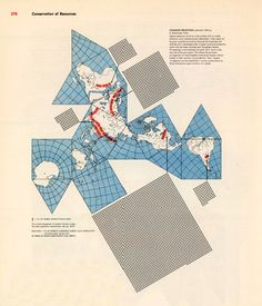 Herbert Bayer | Container Corporation of America | Conservation of Resources (1953)