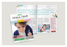 Creative Review - Why children's charities need a rebrand