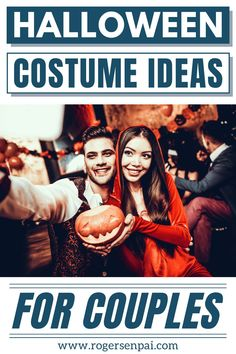 In this post, I have 25 Halloween costume ideas for couples that you and your partner can definitely do. Keep in mind that for this list, it doesn't matter which gender you are, your sexual orientation or what type of relationship you're in – you can do any of these cosplays regardless of these things!
