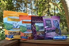 http://woobox.com/4x8p96/fsxlxm Enter to win a dog treat prize pack consisting of: (1) Large bag of Limited Ingredient Potato and Duck Treats, (1) Medium Bag of Limited Ingredient Sweet Potato and Fish Treats, (1) Small bag of Lamb and Chicken ......