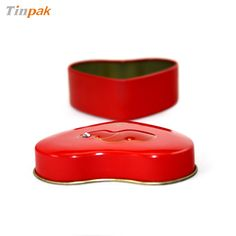 Mini Heart Tin