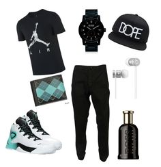 """""""Untitled #252"""" by evey0529-chillin ❤ liked on Polyvore featuring NIKE, Paul Smith, Nixon, HUGO, 21 Men, Beats by Dr. Dre, men's fashion and menswear"""