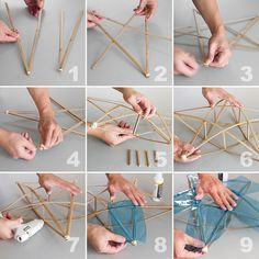 How to Make a Paról, the Filipino Christmas Lantern by Jun Belen.