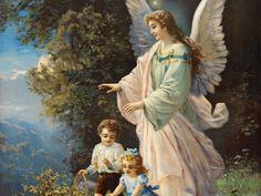 The Catholic Theology of Guardian Angels.