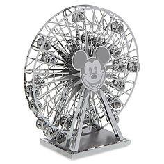 Mickey's Fun Wheel Metal Earth 3D Model Kit