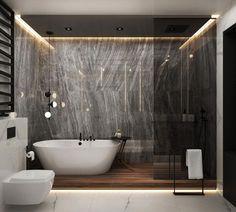 46 Ideas Bathroom Ideas Grey And White Marbles For 2019 46 Ideas Bathroom Ideas Grey And Whit… – Marble Bathroom Dreams Modern Bathtub, Modern Toilet, Bathtub Remodel, Bathroom Design Luxury, Bathroom Designs, Bathroom Ideas, Grey Bathrooms, Marble Bathrooms, White Bathroom