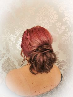 Hairstyling by Christina Gubier Hairstyle, Boho, Fashion, Hair Job, Moda, Hair Style, Fashion Styles, Hairdos, Bohemian
