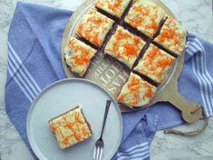 Makkelijke verjaardagstaart! 5x Makkelijke verjaardagstaart! Op zoek naar een makkelijke verjaardagstaart, er staan nu 5 makkelijke recepten online! Easy Carrot Cake, Good Food, Yummy Food, Carrots, Food And Drink, Sweets, Baking, Breakfast, Healthy