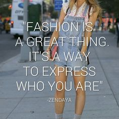 #fashion #style #trendy #shopping #fashionista #quote #zendaya #minerfirst