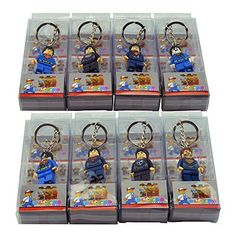 8 Piece The Avengers2 1.8 Inch(4.5CM) Super Hero Super Man SuperMan Avengers Keyring and Keychains @ niftywarehouse.com #NiftyWarehouse #Superman #DC #Comics #ComicBooks
