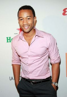 JOHN LEGEND ...He's seriously so cute I want to pinch his cheeks