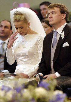 princesse Mabel et friso Royal Brides, Royal Weddings, Wedding Bride, Wedding Gowns, Royal Marriage, Royal Christmas, Bride Tiara, Royal House, Marry Me