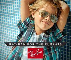 Gafas de sol Ray-Ban Junior para niño y niña