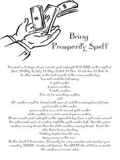 Overall prosperity