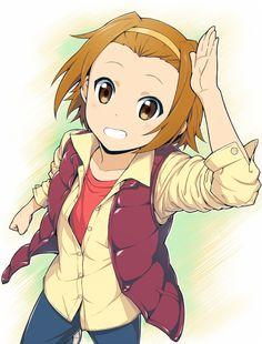 Tags: Anime, K-ON!, Tainaka Ritsu, Komase (jkp423)