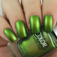 Color Club: Don't Kale My Vibe