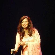 Shreya Ghoshal at Chicago Concert