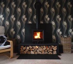 Wood Burner, Home Appliances, Home Decor, House Appliances, Homemade Home Decor, Wood Burning Stoves, Appliances, Interior Design, Home Interiors