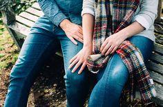 The ring! | Matt & Janice engagement photos at Lickey Hills | Mustard Yellow Photography