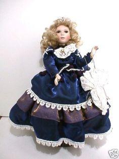 Madeline Total Porcelain Victorian Kingstate Doll | eBay