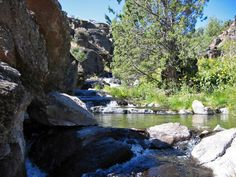 The Owyhee Uplands Byway (103 miles with multiple stem roads) Here, you'll also find a spectacular hot spring oasis.