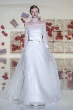 Vestidos de novia con cintas y lazos 2017: 30 diseños llenos de romanticismo Image: 19